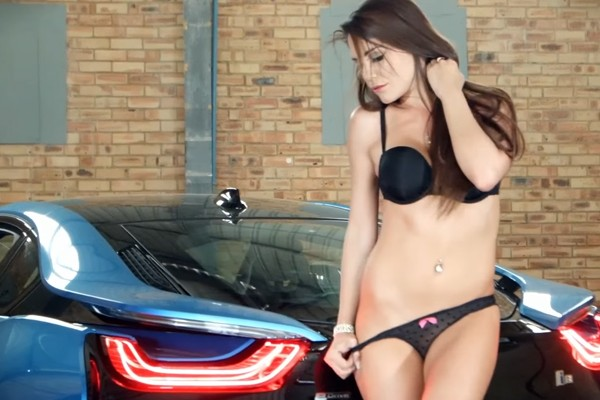 Video: BMW i8 & Jaenette Jacobs