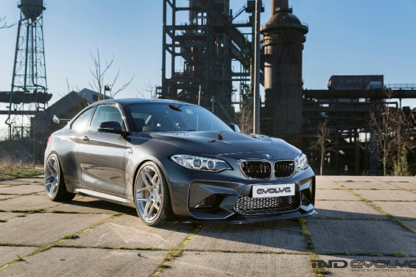 BMW M2 GTS by Evolve UK