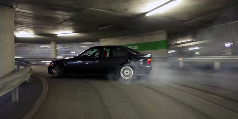 Video Drift Nebun Cu Un 325i E36 Stiri Bmw Tuning Bmw